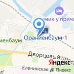 Мир рубашек на карте Санкт-Петербурга