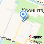 Начальная школа-детский сад №662 на карте Санкт-Петербурга