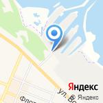 Военно-охотничье общество на карте Санкт-Петербурга