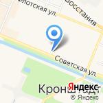 Аптеки Бинко на карте Санкт-Петербурга