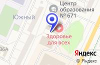 Схема проезда до компании ЛОМБАРД НИКА в Ломоносове
