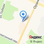 Ломоносовский городской Дом Культуры на карте Санкт-Петербурга