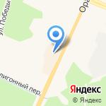 Сумкомания на карте Санкт-Петербурга