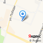 Детский сад №4 на карте Санкт-Петербурга