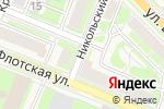 Схема проезда до компании Профсоюз гражданского персонала Вооруженных Сил России г. Кронштадта в Санкт-Петербурге