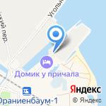 Гидрометеорологическая станция на карте Санкт-Петербурга