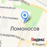Oscar на карте Санкт-Петербурга