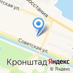 Мировые судьи Кронштадтского района на карте Санкт-Петербурга