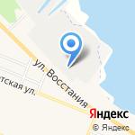Алкубис на карте Санкт-Петербурга