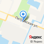 Прокуратура Кронштадтского района на карте Санкт-Петербурга