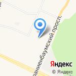 Средняя общеобразовательная школа №430 на карте Санкт-Петербурга