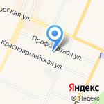 Городская поликлиника №122 на карте Санкт-Петербурга