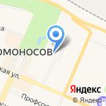 Детская школа искусств им. И.Ф. Стравинского на карте Санкт-Петербурга