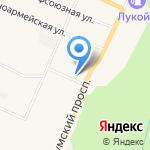 Военторг 78 на карте Санкт-Петербурга
