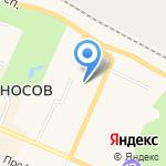 Щит24 на карте Санкт-Петербурга
