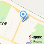 Бюро красивых услуг на карте Санкт-Петербурга