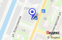 Схема проезда до компании ХЛЕБОЗАВОД КРОНШТАДСКИЙ в Кронштадте