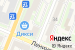 Схема проезда до компании На Ленинградском в Санкт-Петербурге