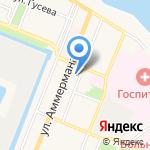 Управление Пенсионного фонда РФ в Кронштадтском районе на карте Санкт-Петербурга