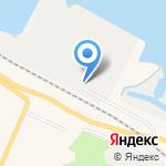 Фертил на карте Санкт-Петербурга