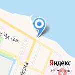 Дверь в лето на карте Санкт-Петербурга