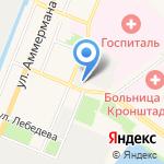 Новый Завет на карте Санкт-Петербурга