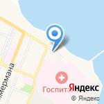 Кронштадтский дом ночного пребывания для лиц без определенного места жительства и занятия на карте Санкт-Петербурга