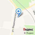 Роснефть на карте Санкт-Петербурга