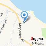 Контех на карте Санкт-Петербурга