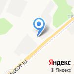 Центр стандартных образцов и высокочистых веществ на карте Санкт-Петербурга
