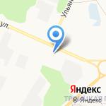 Пожарная часть №30 Петродворцового района на карте Санкт-Петербурга