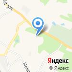 Экипаж на карте Санкт-Петербурга