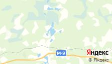 Отели города Антропково на карте