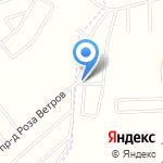 ELAGINA недвижимость на карте Санкт-Петербурга