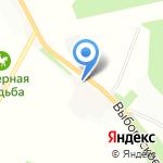 Агора на карте Санкт-Петербурга