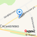 Мои документы на карте Санкт-Петербурга