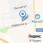 Амбулатория на карте Санкт-Петербурга