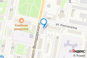 Сдается комната в Луге Ленинградская область, проспект Володарского, 16