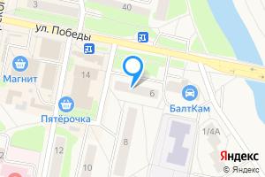 Сдается однокомнатная квартира в Луге Ленинградская область, улица Победы, 6
