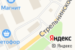 Схема проезда до компании Шиномонтажная мастерская в Ропше