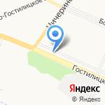 Люкс-Авто на карте Санкт-Петербурга
