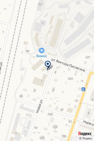 ТФ ЛУГА-ОПТ-ТОРГ на карте Луги
