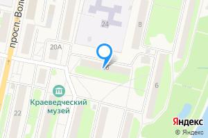 Двухкомнатная квартира в Луге Лужский р-н, Лужское городское поселение, ул. Красной Артиллерии, 26