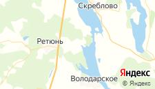 Отели города Александровка на карте
