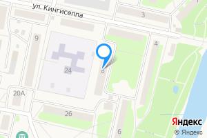 Двухкомнатная квартира в Луге Ленинградская область, улица Кингисеппа, 8