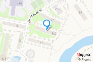 Сдается однокомнатная квартира в Луге Ленинградская область, улица Миккели, 1к2