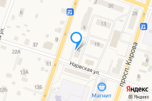 Снять двухкомнатную квартиру в Луге Ленинградская область, проспект Урицкого, 6