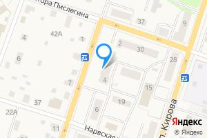 Комната в пятикомнатной квартире в Луге Лужский р-н, Лужское городское поселение, пр-т Урицкого, 4