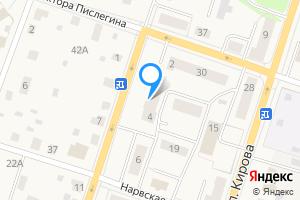 Комната в пятикомнатной квартире в Луге Ленинградская область, проспект Урицкого, 4