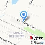 Форест СПб на карте Санкт-Петербурга